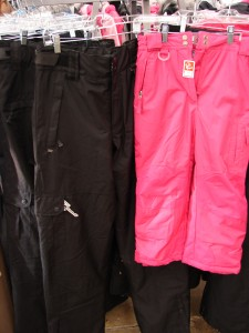 Ski Wear for All! $10.79 - $23.99