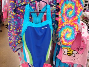 Girl's Speedo Swimsuits -